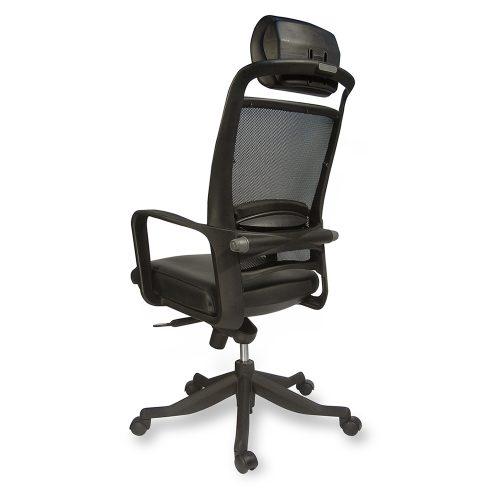 Sillones ejecutivos fullkrum ebano muebles muebles for Sillones ejecutivos para oficina