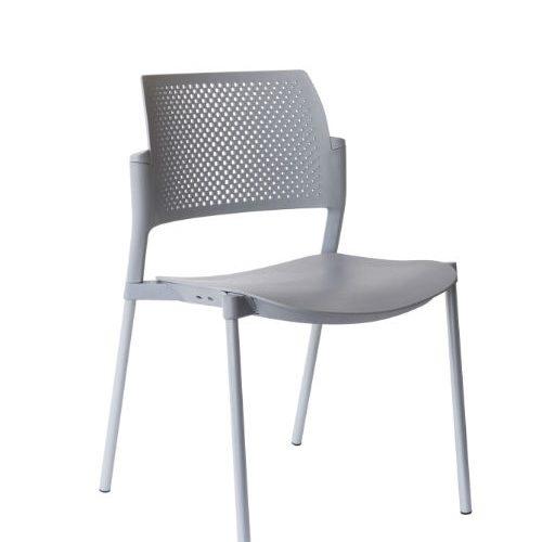 Sillas de visita kyos ebano muebles muebles en for Muebles de oficina chile