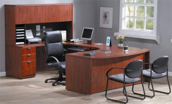 L nea muebles oficina oficinas ebano muebles muebles for Oficina depot