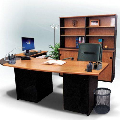 L nea muebles oficina oficinas ebano muebles muebles - Muebles de ebano ...
