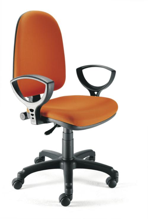Sillas administrativas torino ebano muebles muebles for Oficina genesis