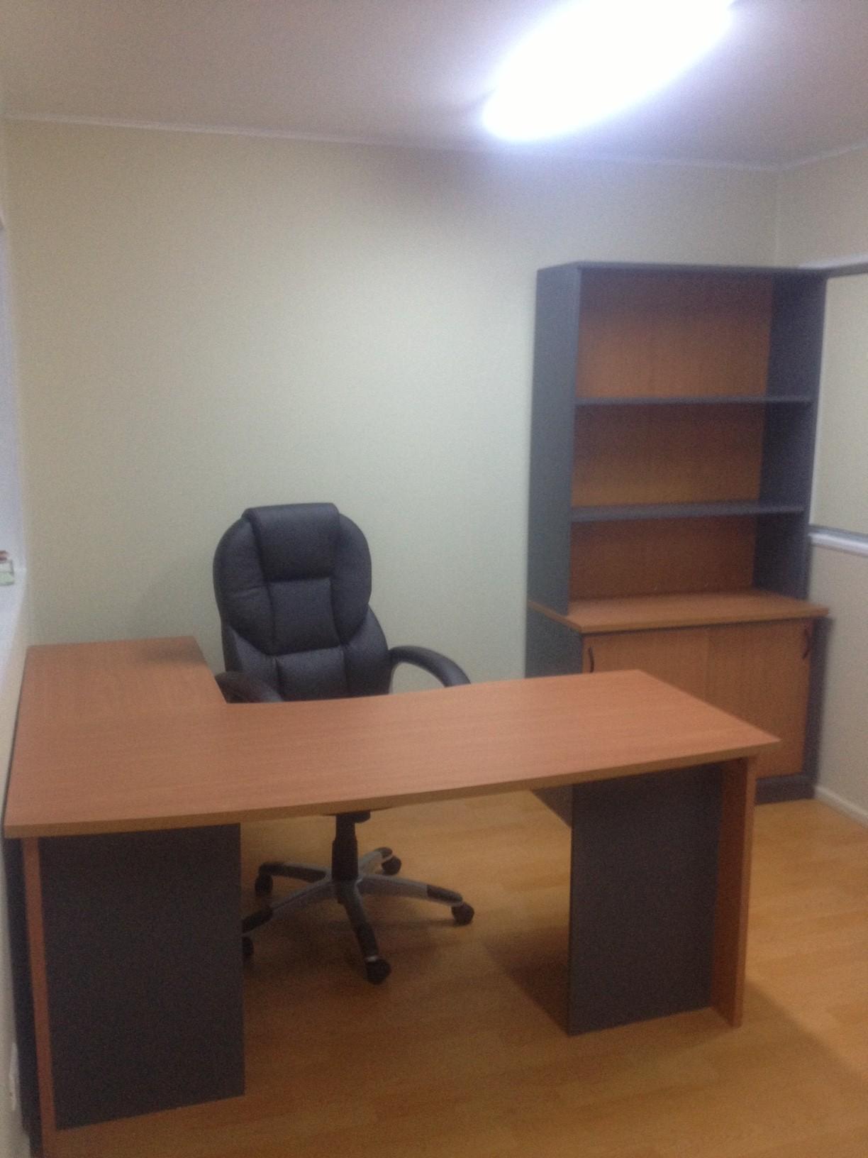 Trabajos realizados muebles finning coihaique ebano for Oficina genesis
